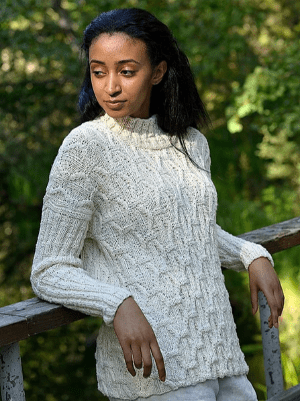Elsebeth Lavold Rikki Sweater Kit