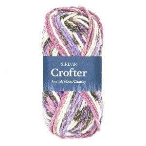 Sirdar Crofter Chunky Fair Isle Thistle 52