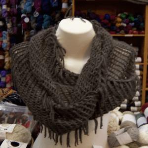 Mary's Toasty Cowl Knitting Kit