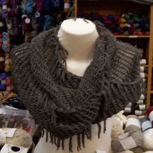 Mary's Toasty Cowl Knitting Kit