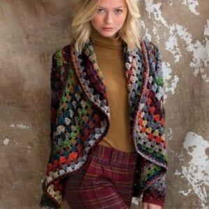 Noro Taiyo Crochet Jacket Kit