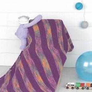 Jelly Bean Baby Blanket Kit