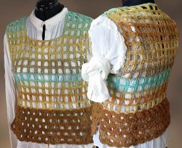 Noro Catch Me Crochet Top Kit