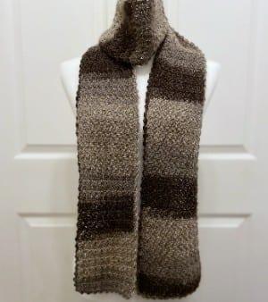 Cordelia Crochet Scarf Kit