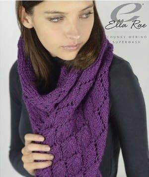 Ella Rae - Bridget Scarf Kit