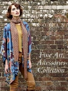 Rowan Fine Art Accessories Book Collection by Marie Wallin & Lisa Richardson