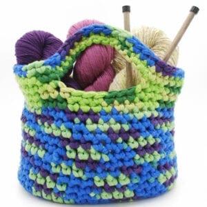Saide Crochet Tote Bag Kit