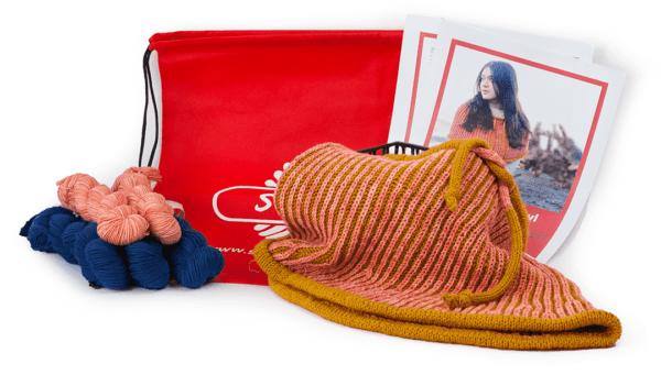 Briocheanic Cowl LYS Day Kits