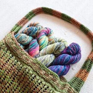 Urth Yarns - Pazar Market Bag Kit