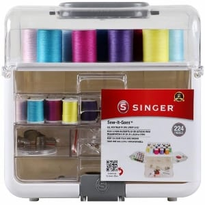 Sew It Goes Essential Sewing Kit by Singer